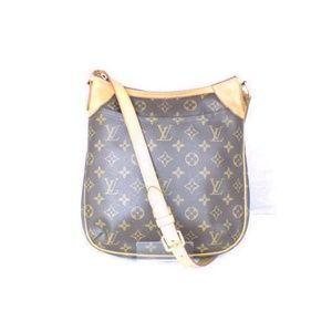 LOUIS VUITTON Odeon MC Crossbody Item#14950